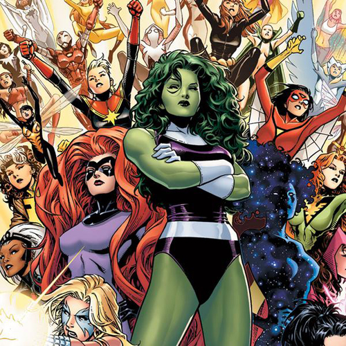 a force avengers wanita