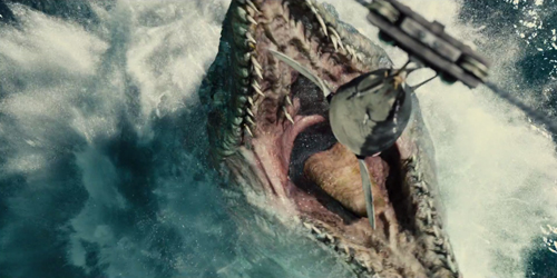 Dinosaurus Berubah Ganas di Trailer Terbaru Jurassic World