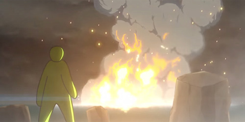 Heat vs Repulsion, Animasi Keren Karya Bocah China 19 Tahun Optical-Core
