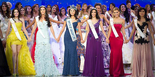 Indonesia Tuan Rumah Miss World 2016