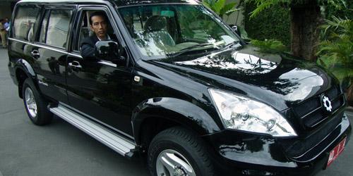 Jokowi: Kalau Mobnas Harus ESEMKA