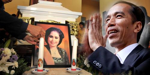 Jokowi Kirim Ucapan Belasungkawa untuk Djudjuk Srimulat