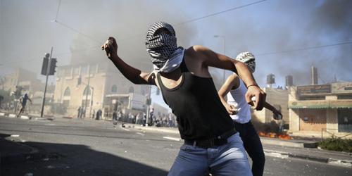Lempar Tentara Israel Pakai Batu, Remaja Palestina Dibalas Peluru