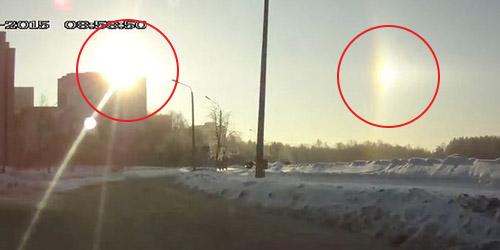 Matahari Kembar Muncul di Rusia, Tanda Kiamat?