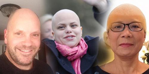 #NoHairSelfie, Aksi Solidaritas Warga Kanada Dukung Pasien Kanker