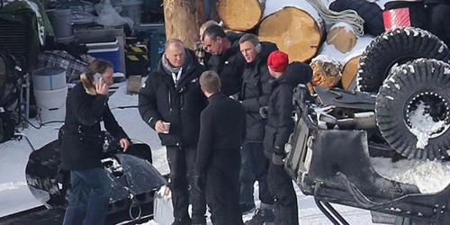 Syuting James Bond: Spectre Menelan Korban