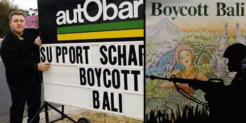 Tolak Eksekusi Mati, Warga Australia Serukan #BoycottBali