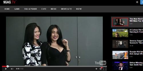 Video Goyang Dribble Duo Serigala di 9GAG Dihujat