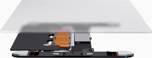 New MacBook sensor