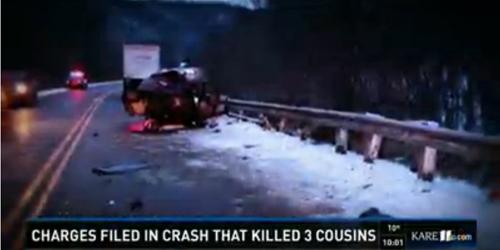 Asyik Facebook-an, 3 Orang Tewas dalam Kecelakaan