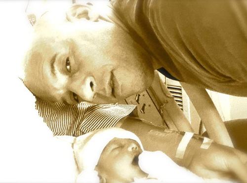 anak ketiga Vin Diesel dan Paloma Jimenez