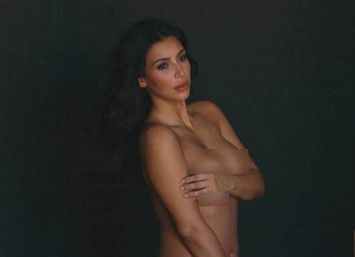 Kim Kardashian bugil telanjang hot