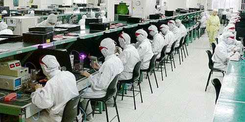 Buruh Pabrik iPhone Tewas Kerja Usai 84 Jam Seminggu