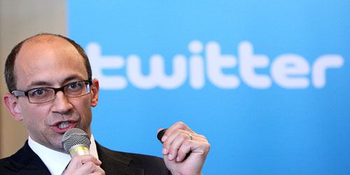 CEO Twitter Dick Costolo Temui Jokowi