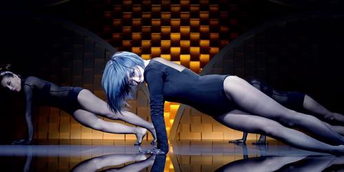 Comeback, Ga-In BEG Menari Sensual di MV Paradise Lost