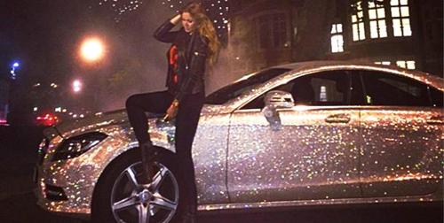 Daria Radionova, Wanita Rusia Pemilik Mercedes Berbalut Kristal