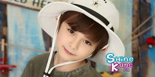 Dennis Kane, Bocah 8 Tahun Super Ganteng & Imut