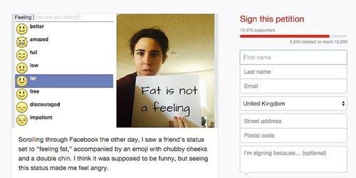 Facebook Hapus Emoticon Gendut