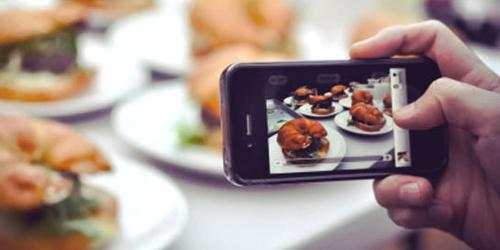 Foto Makanan Terpopuler di Instagram