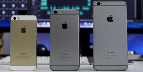 iPhone 6C, iPhone 6S, iPhone 6S Plus Dirilis di 2015