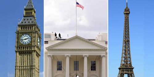 ISIS Ancam Ledakkan White House, Big Ben, dan Menara Eiffel