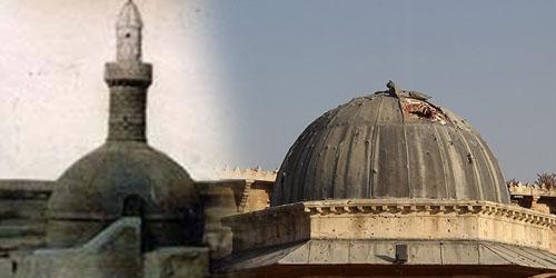 ISIS Hancurkan Masjid Hamo Peninggalan Kekaisaran Ottoman