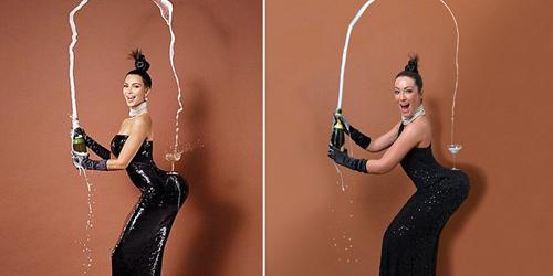 Jo'Anne Patton, Kim Kardashian KW Digaji Rp 716 Juta