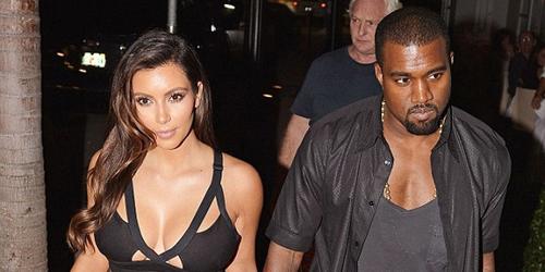 Kim Kardashian-Kanye West Bercinta 500 Kali Sehari!