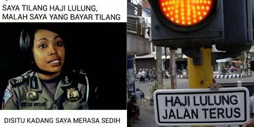Kumpulan Meme Haji Lulung #SaveHajiLulung