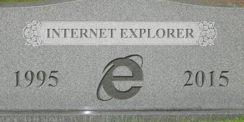 Microsoft Akan Bunuh Internet Explorer