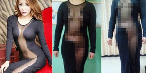 Salah Beli Gaun Seksi Online, Wanita ini Malah Dikecam