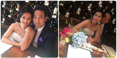 Sarah Sechan-Neil G Furuno Menikah di LA