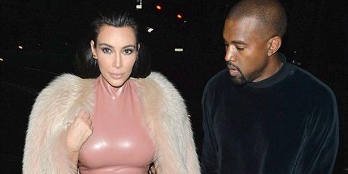 Terlalu Ketat, Gaun Seksi Kim Kardashian Robek!