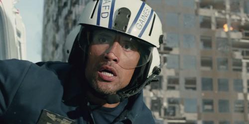 The Rock Hadapi Gempa & Tsunami di Trailer Kedua San Andreas