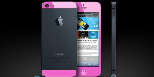 Warna iPhone Terbaru Pink