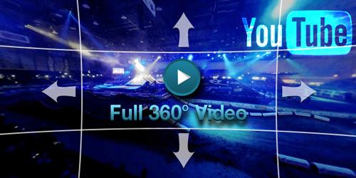 YouTube Dukung Video 360 Derajat