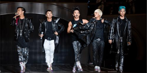Bigbang Konser di Jakarta 1 Agustus 2015