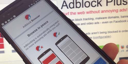Adblock Browser, Peramban Android Bebas Iklan