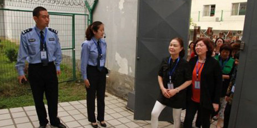 Cegah Korupsi, Pejabat Tiongkok 'Study Tour' ke Penjara