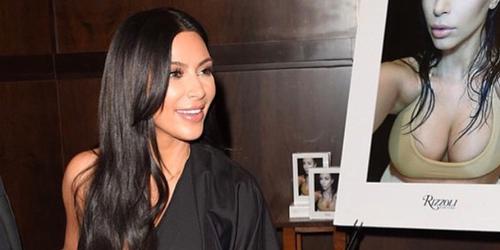 Kim Kardashian @instagram.com/kimkardashian