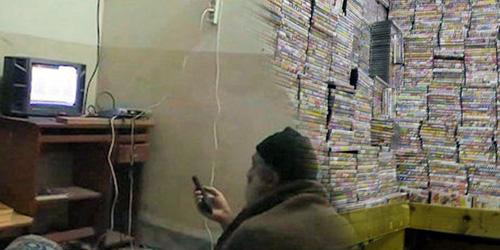 Kantor Intelijen AS: Osama bin Laden Koleksi Pornografi