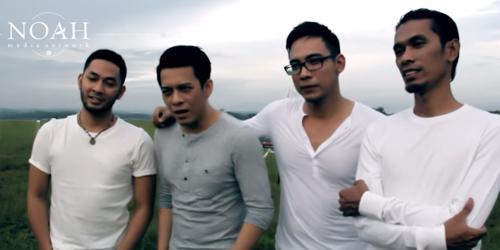Behind The Scene Video Klip Baru NOAH 'Menunggumu'