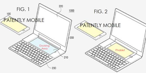 Samsung Kembangkan Ponsel Android jadi Laptop Windows