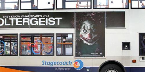 Poster Seram Poltergeist Jadi Mimpi Buruk Anak-anak Inggris