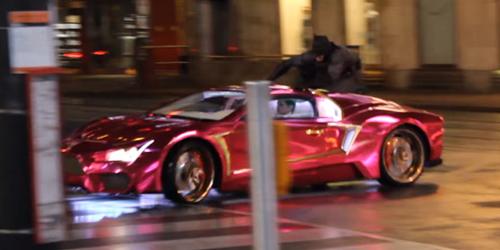 Video Batman Mengejar Joker di Film Suicide Squad
