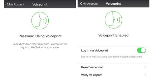 WeChat Rilis Fitur Keamanan Baru Voiceprint