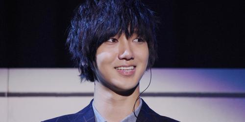Yesung Super Junior ke Jakarta 6 Mei 2015
