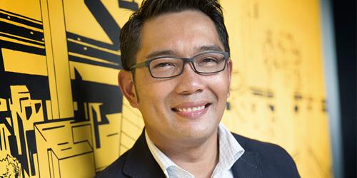 Ridwan Kamil Bintangi Film The Wedding & Bebek Betutu
