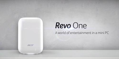 Rilis di Indonesia, PC Mini Acer Revo One RL85 Harga Rp 3,7 Juta