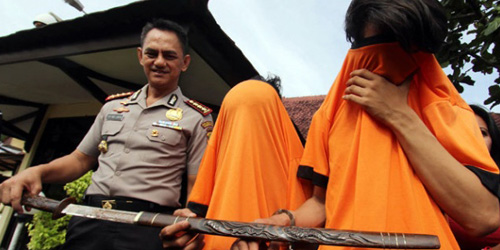 Waspada, Modus Baru Begal Nyamar Jadi Polisi